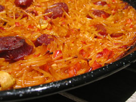 our spanish noodle paella 162988 jpg 3 2 1753 spanish noodle paella ...