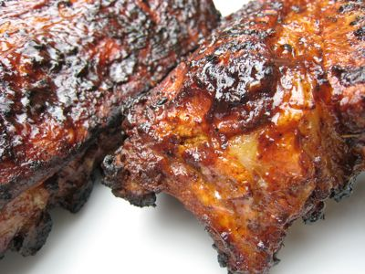 Market Manila Barbecued Baby Back Ribs General
