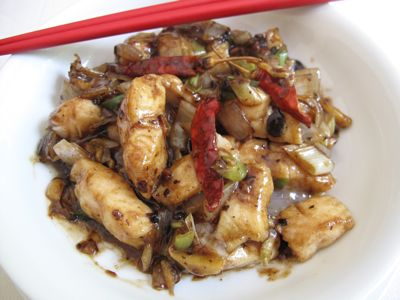 stir fried fish fillet with black bean sauce san diego with black bean ...