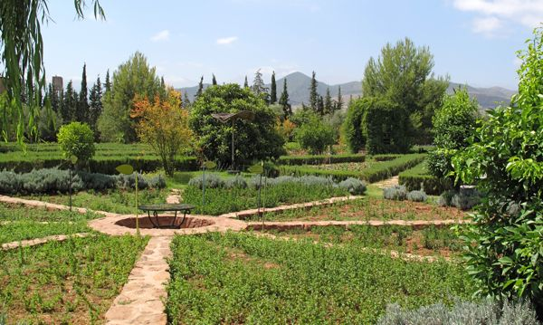 just a couple of minutes by car from the market in ourika the jardin bio aromatique de ourika is a wonderful 1 hectare gardent that raises some 50 - Jardin Bio