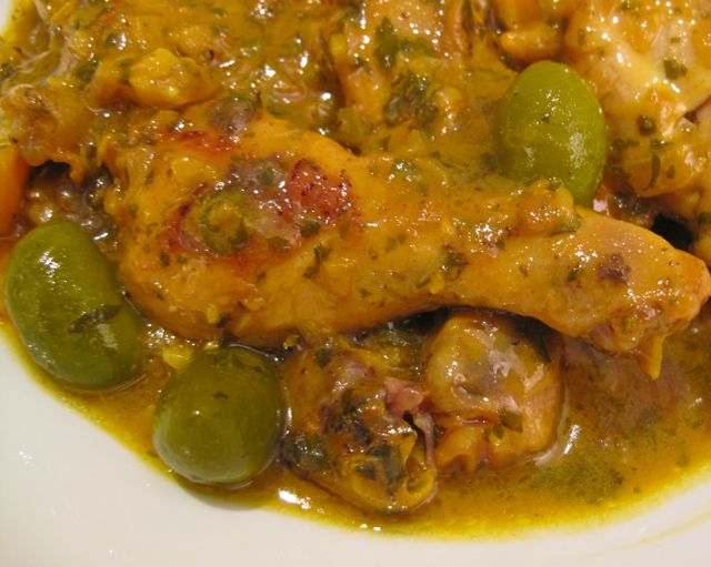 ... tagine with you can pair your preserved chicken preserved lemons and