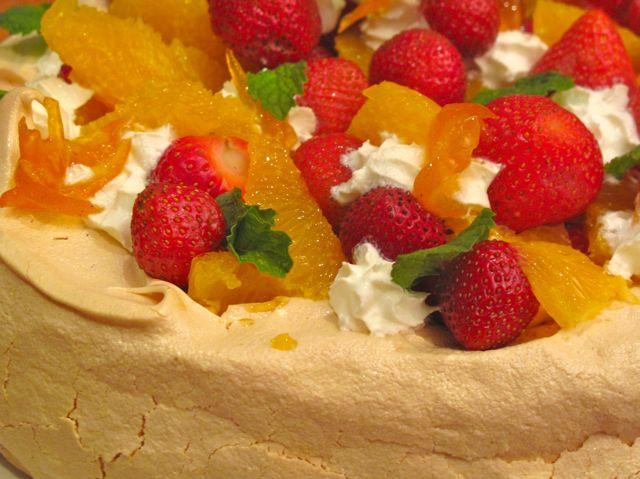 Market Manila - Strawberry, Orange and Kumquat Marmalade Pavlova a la ...