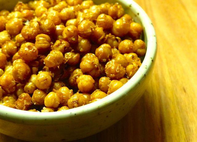 Crispy Pimenton Chickpeas Recipes — Dishmaps