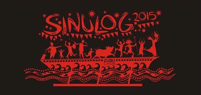 Sinulog tshirt design