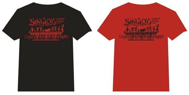 Sinulog tshirt design1