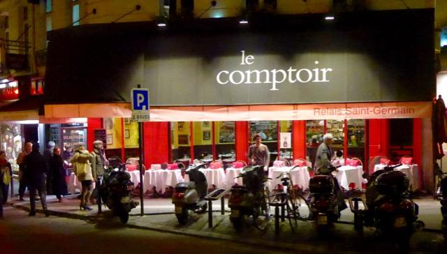 Market manila tapas wine at l avant comptoir paris - Le comptoir du relais restaurant reservations ...