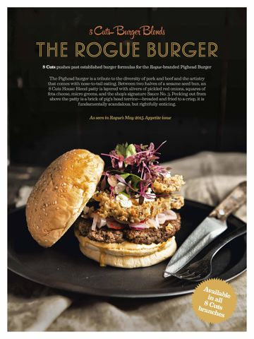 The Rogue Burger